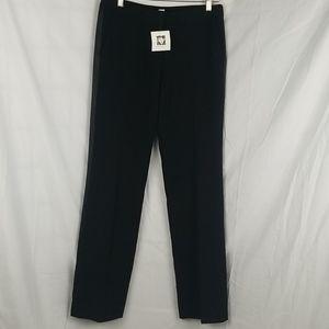 NWT Anne Klein Black Dress Pants